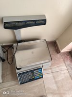 Used Weighing scale 3 month used with printer in Dubai, UAE