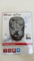 Used Trust Mouse Black in Dubai, UAE