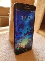 Used Samsung s6 egde + wireless charger in Dubai, UAE