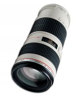 Used Canon EF 70-200 F4 L IS USM lens in Dubai, UAE