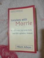 Used Tuesdays with Morrie-Mitch Albom (novel) in Dubai, UAE