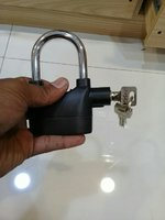 Used Safety lock with alaram in Dubai, UAE