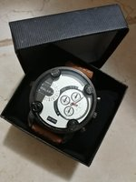 Stylish extra large gents watch