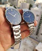 Used CASIO Steel Couple Watches ✔Original in Dubai, UAE