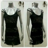 Used New black amazing short dress. in Dubai, UAE