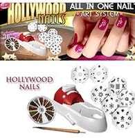 Used Hollywood All in one Nails Art Machine in Dubai, UAE