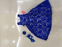 Used Girls dress new size 130,6/7 years in Dubai, UAE