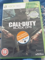 Used XBOX360 call of duty black ops in Dubai, UAE