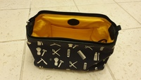 Used Fossil saloon bag for men in Dubai, UAE