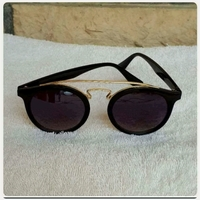 Used Very cute LOVELY Black sunglass for her in Dubai, UAE