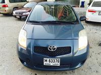 Used Yaris in Dubai, UAE