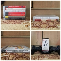 Used PS3 GAMES & CONTROLLERS in Dubai, UAE