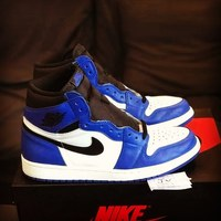 Used Air Jordan 1 High OG Game Royals in Dubai, UAE
