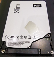"Used 1TB Western Digital (WD) Blue 2.5"" in Dubai, UAE"