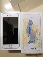Used Iphone 6s 64gb silver not working in Dubai, UAE
