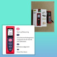 Used New laser distance meter measure tool in Dubai, UAE