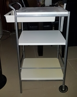 Used Kitchen Trolley w/ 2 wheels in Dubai, UAE