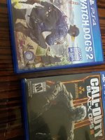 Used PS4 Watch Dogs 2 and BO3 (Bundle) in Dubai, UAE