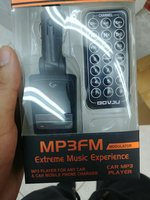 Used Bovju SD to FM Modulator for Cars New in Dubai, UAE