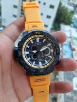 Used ️ CASIO G-Shock Dual Time Watch ☆BOX✅ in Dubai, UAE