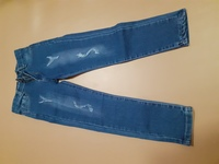 Used Soft jeans pant for year old kid in Dubai, UAE