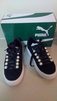 Used Original new Puma shoes in Dubai, UAE