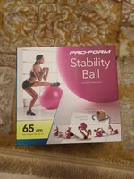 Used Stability ball brand new in Dubai, UAE