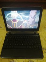 Used HP Mini Laptop with free bag & charger. in Dubai, UAE