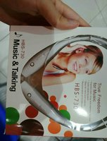 Used HBS Bluetooth Headphone New in Box in Dubai, UAE