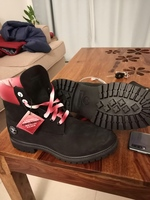 Used Timberland premium boot Black 10.5 in Dubai, UAE