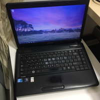 "Used Toshiba 13"" laptop i3 4GB 320GB HDD  in Dubai, UAE"