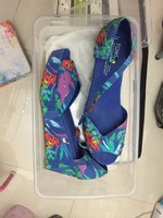 Used Preloved Toms Floral Wedge Shoes size 39 in Dubai, UAE