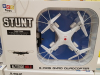 Used 6 Axis Gyro Quadcopter- Flying Drone. in Dubai, UAE