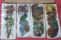 Used Temporary tattoos 4 pcs in Dubai, UAE