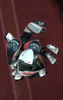 Used Golf bag set All in Dubai, UAE