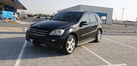 Used Mercedes Benz ML500 in Dubai, UAE