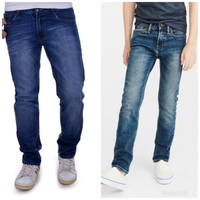 2 jeans 2 T-shirt's for 12-14 yrs