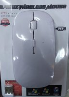 Used Wireless optical mouse with USB receiver in Dubai, UAE