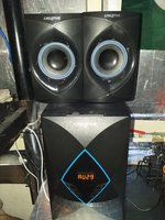 Used Buffer with speaker with remote cantrol in Dubai, UAE