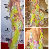 Used Gorgeous floral maxi dress in Dubai, UAE