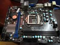 Used MSI H61M GAMING MOTHERBOARD for cheap in Dubai, UAE