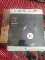 EuroStar headset with bluetooth