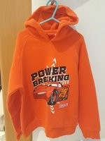 Used Unused Disney Cars Hoodie in Dubai, UAE