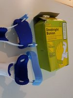 Used 1 pair Bunion corrector in Dubai, UAE