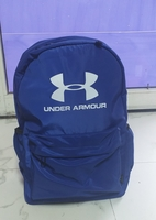 Used Armour backpack blue color new in Dubai, UAE