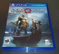 Used God of War 4 PS4 in Dubai, UAE