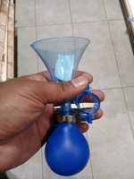 Used Bicycle horn blue in Dubai, UAE