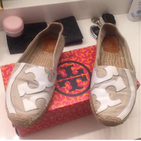 Used Original Tory burch Shoes , Size 38,5 Can Fit 39 . Used But Still In Good Conditional , Coming With Box .  in Dubai, UAE