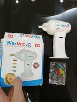Used EAR WAX VACUUM 13*CM/5.2*cm in Dubai, UAE