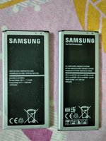 Used Samsung mobile battery 2psc in Dubai, UAE